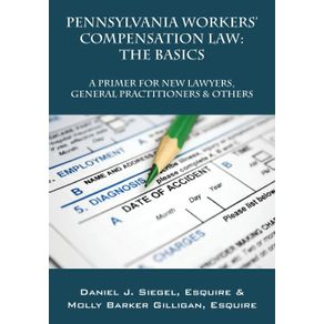 Pennsylvania-Workers-Compensation-Law