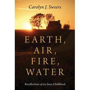 Earth-Air-Fire-Water