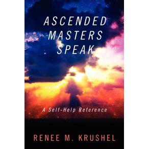 Ascended-Masters-Speak
