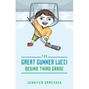 The-Great-Gunner-Lucci-Begins-Third-Grade