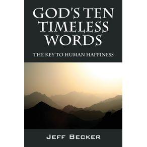 Gods-Ten-Timeless-Words