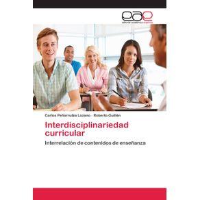 Interdisciplinariedad-curricular
