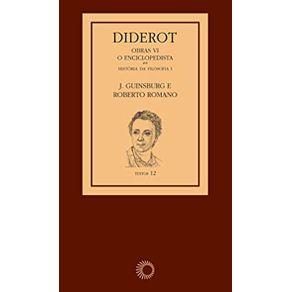 Diderot--Obras-Vi---O-Enciclopedista-V.1