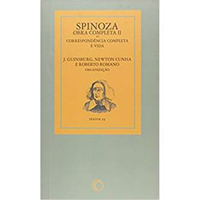 Spinoza---Obra-Completa-Ii