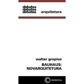 Bauhaus-Novarquitetura