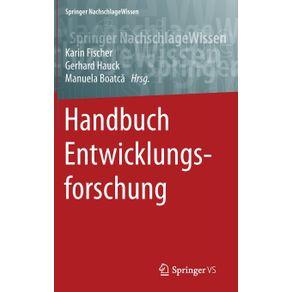 Handbuch-Entwicklungsforschung