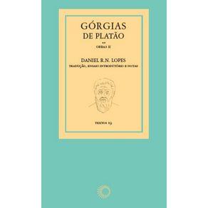 Gorgias-De-Platao-Obras-Ii