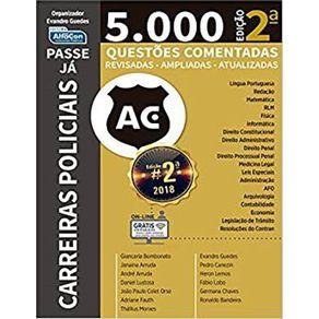 Passe-Ja---5000-questoes-comentadas---Carreiras-Policiais---2a-edicao