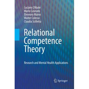 Relational-Competence-Theory