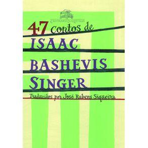 47-contos-de-Isaac-Bashevis-Singer