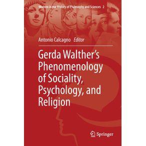 Gerda-Walther's-Phenomenology-of-Sociality-Psychology-and-Religion