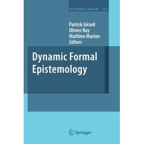 Dynamic-Formal-Epistemology