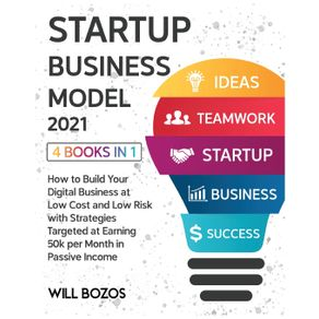 Startup-Business-Model-2021--4-Books-in-1-