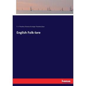English-Folk-lore