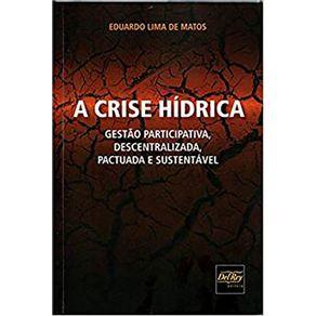A-Crise-Hidrica