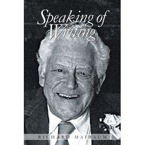Speaking-Of-Writing