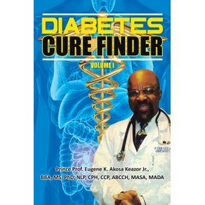 Diabetes-Cure-Finder-Volume-I