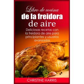 Libro-de-cocina-de-la-freidora-de-aire