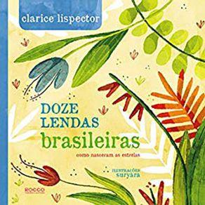 Doze-lendas-brasileiras-capa-dura---Como-nasceram-as-estrelas