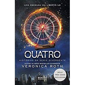 Quatro---Historias-da-serie-Divergente