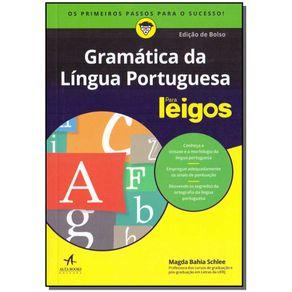 GRAMATICA-DA-LINGUA-PORTUGUESA-PARA-LEIGOS---BOLSO
