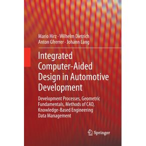 Integrated-Computer-Aided-Design-in-Automotive-Development