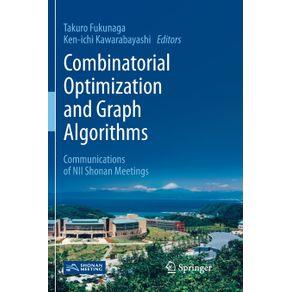 Combinatorial-Optimization-and-Graph-Algorithms