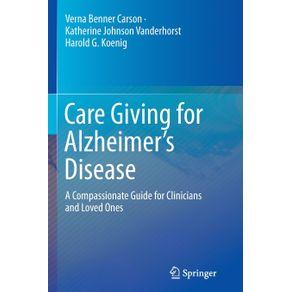 Care-Giving-for-Alzheimer's-Disease