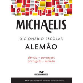 Michaelis-dicionario-escolar-alemao