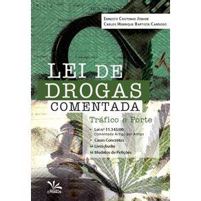 LEI-DE-DROGAS-COMENTADA