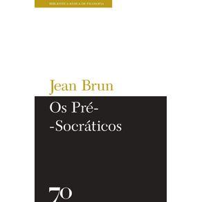 Os-pre-socraticos