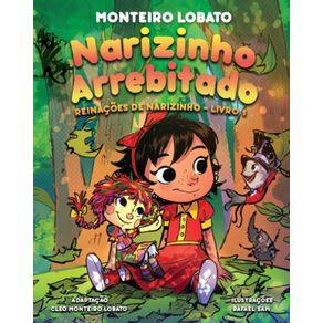 Narizinho-Arrebitado--Reinacoes-de-Narizinho---Livro-1