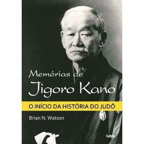 Memorias-De-Jigoro-Kano