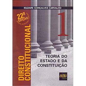 Direito-Constitucional---v-1-Teoria-do-Estado-e-da-Constituicao