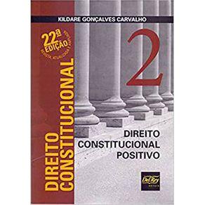 Direito-Constitucional---v.-2-Direito-Constitucional-Positivo
