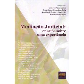 Media‡Ao-Judicial--Ensaios-Sobre-uma-Experi^ncia