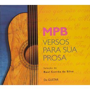 Mpb---Versos-Para-Sua-Prosa---Vol-1