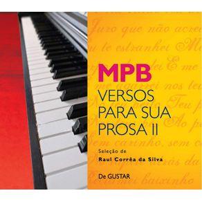 Mpb---Versos-Para-Sua-Prosa---Vol-2