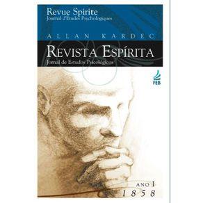 Revista-espirita-Ano-primeiro-1858-