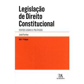 Legislacao-de-direito-constitucional-textos-legais-e-politicos