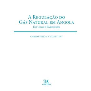A-regulacao-do-gas-natural-em-Angola-estudos-e-pareceres