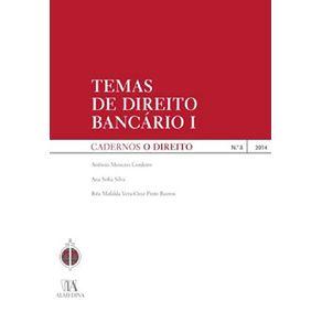 CADERNOS-O-DIREITO-N-8---TEMAS-DE-DIREITO-BANCAR---