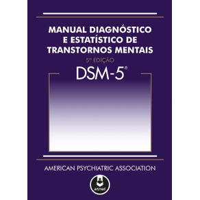 DSM-5---Manual-Diagnostico-e-Estatistico-de-Transtornos-Mentais