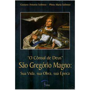Sao-Gregorio-Magno-Sua-Vida-Sua-Obra-Sua-Epoca