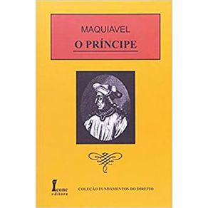 O-Principe---Volume-1