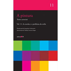 A-pintura---textos-essenciais-as-escolas-e-o-problema-do-estilo---Vol-11