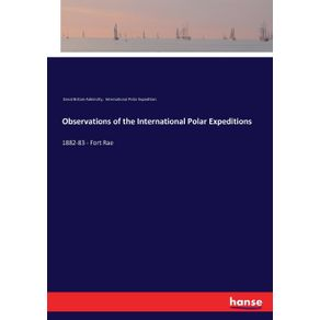 Observations-of-the-International-Polar-Expeditions