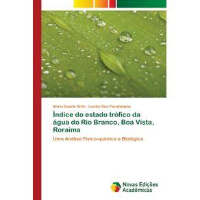 Indice-do-estado-trofico-da-agua-do-Rio-Branco-Boa-Vista-Roraima