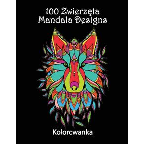 100-Zwierzeta-Mandala-Designs