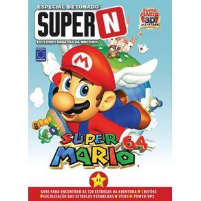 Especial-Detonado-Super-N---Super-Mario-64